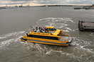 New York Water Taxi's Seymour B Durst, seen here departing South Stree...
