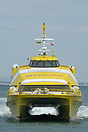 Wightlink's high speed catamaran service operates from Portsmouth Harb...