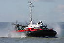Believed to be the world's oldest operational Hovercraft, this SR.N6 m...