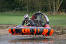 Hovercraft really do fly! 5th round of the National Hovercraft Champio...