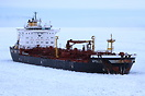 Tanker Apollo departed from Primorsk, waiting for icebreakers' assista...
