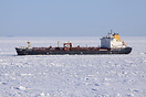 M/T Admiral departed from Vysotsk in Russia