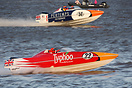 Racing Team Typhoo seen here in round three of the Internationally acc...