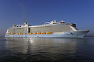 New build for 2015 and operating a season of cruises from Southampton ...