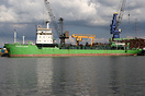 HB hopper Barge, Split, Self-propelled of DEME
