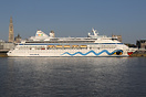 First call for Aidavita in Antwerp after it arrived from Tilbury.