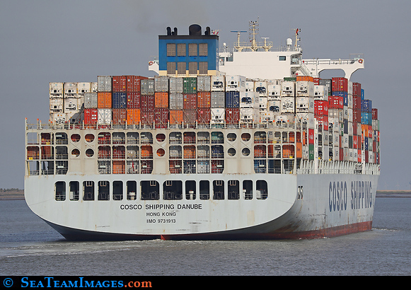 COSCO Shipping Danube